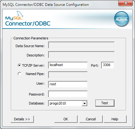 Meng-Import file sql dari MySQL ke Excel Part 3: Import via ODBC