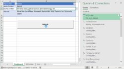 IDX Template : Cara mudah sedot data profil emiten BEI dari idx.co.id